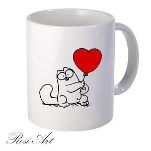 """ЧАША """"SIMON'S CAT"""""""