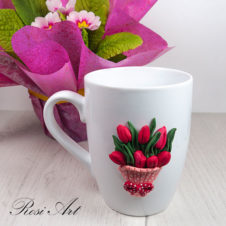 Чаша Букет От Лалета