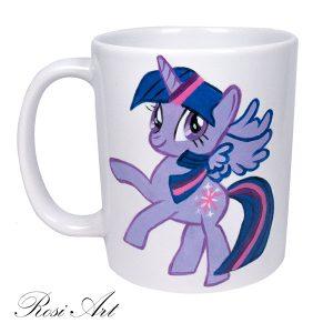 """Чаша """"Twilight Sparkle"""""""