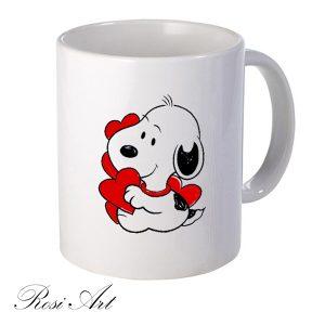 "Чаша ""Snoopy"""