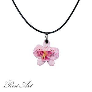 """Колие """"Орхидея"""""""