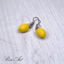 """Обеци """"Лимони"""""""