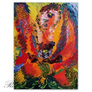 """Картина """"Раждане от пламъка"""""""