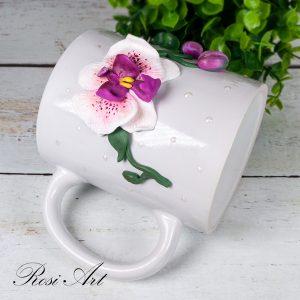 """Чаша """"Орхидея"""""""