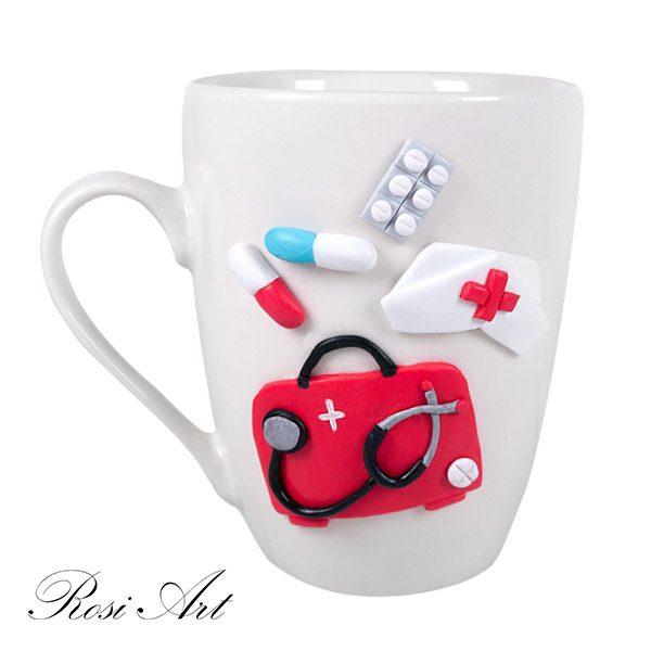 """Чаша """"Медицинска сестра"""""""