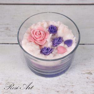 свещ-рози