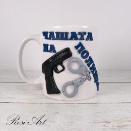 """Чаша """"Полицай"""""""