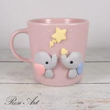 """Чаша """"Слончета"""""""