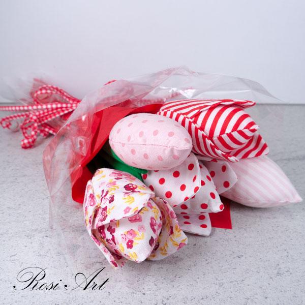 букет-от-текстилни-лалета