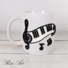 чаша-музикант