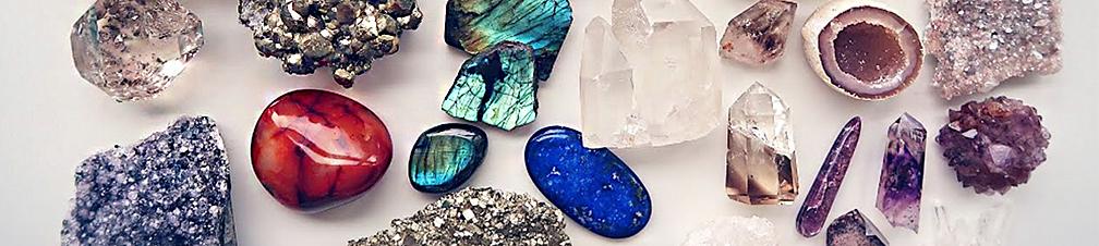 естествени камъни за бижута