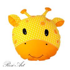 Декоративна възглавница жираф