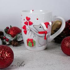 Чаша Коледно мишле
