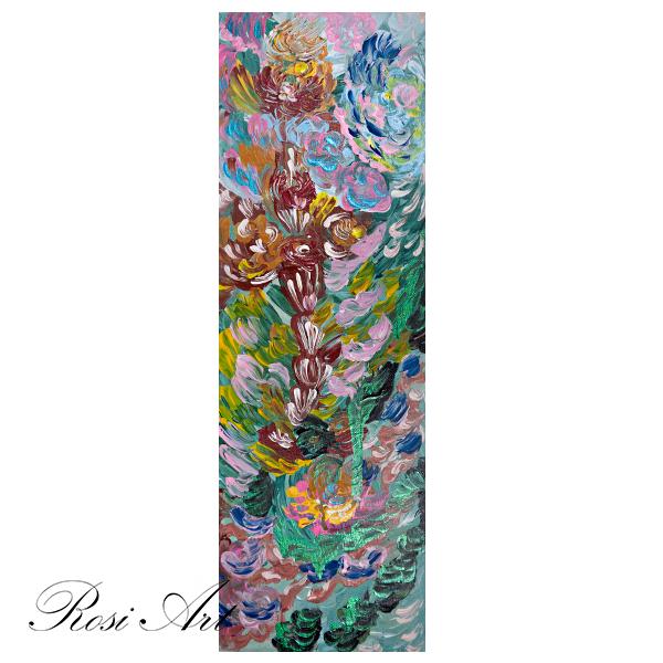 Картина Шепотът на цветята