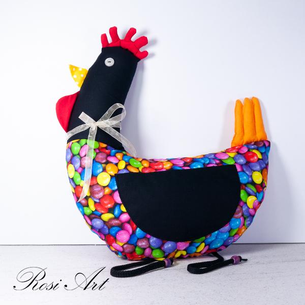 Декоративна възглавница Пиле