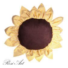 Декоративна възглавница слънчоглед