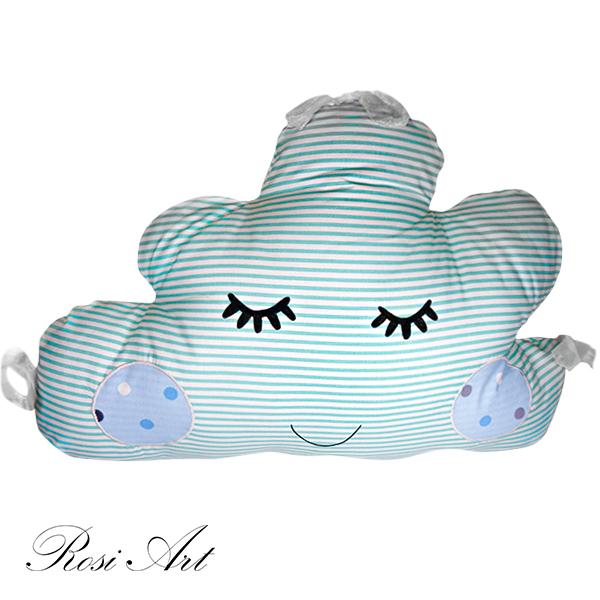 Декоративна възглавница Облак
