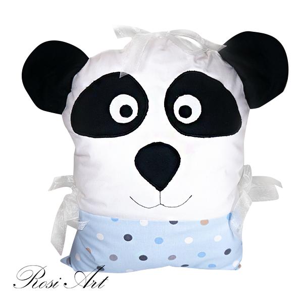 Декоративна възглавничка Панда